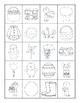 Mon bingo pour Pâques (Easter Bingo)