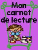 Mon Carnet - Lecture