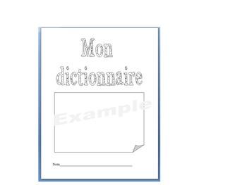 Mon dictionnaire