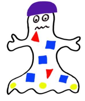 Mon fantôme dans de beaux draps!