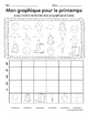 Mon graphique pour ... (Graphing for...) -- French Math Bundle