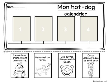 Mon hot-dog {The Hallo-wiener} ~ Simplified for Language Learners