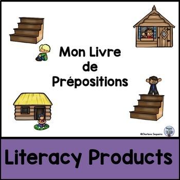 Mon livre de prépositions