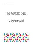Le livre des couleurs Colors in french