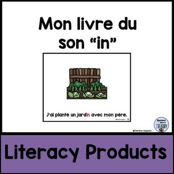 """Mon livre du son """"in"""""""