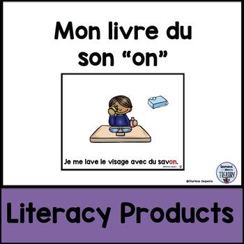 """Mon livre du son """"on"""""""