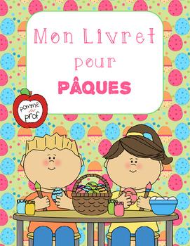 Mon livret pour Pâques (My Book for Easter) - French Emerg