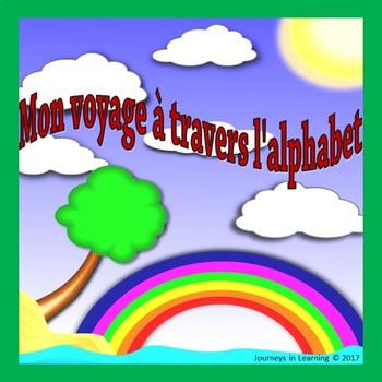 Mon voyage à travers l'alphabet