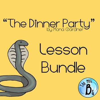 an analysis of the short story the dinner party by mona gardner Lafs6rl13 : describe how a particular story's or drama's plot unfolds in a series of episodes as well as how the characters respond or change as the plot moves toward a resolution.