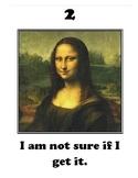 Mona Lisa 4-3-2-1 Understanding Rubric