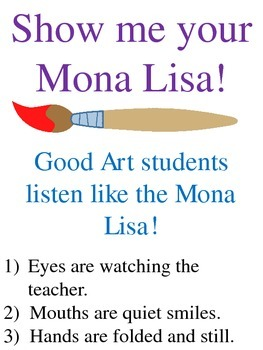 Mona Lisa Behavior