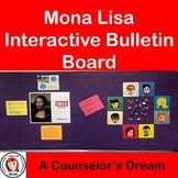 Mona Lisa Interactive Bulletin Board