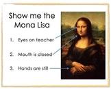 Mona Lisa Quiet
