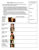Mona Lisa Smile - Film Study w/ Answer Key
