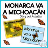 Monarca va Michoacán - Beginning Spanish Story