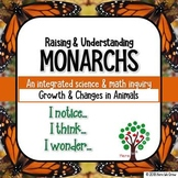 Growth and Changes in Animals: MONARCHS Mini-BUNDLE