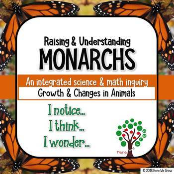 Growth and Changes in Animals: MONARCHS