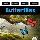 Spring Activities:The Life Cycle of a Butterfly Activity Pack