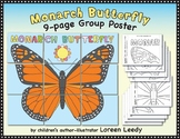 Monarch Butterfly Group Poster Activity
