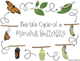 Monarch Butterfly Life Cycle Posters