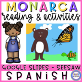 Monarch Butterfly Migration - Reading in Spanish