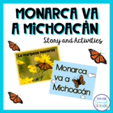 Monarch Butterfly Migration - Story and Activities