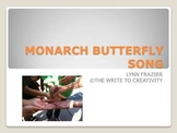 Monarch Butterfly Song