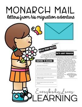 Monarch Migration Mail