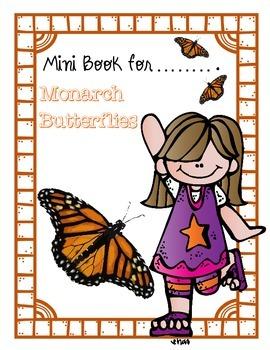 Monarch Mini Book