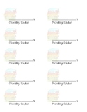 Monday Folder Labels