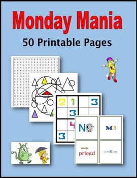 Monday Mania