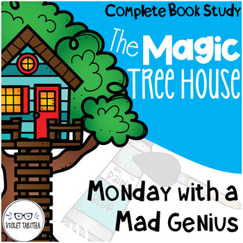 Monday with a Mad Genius Magic Tree House Unit