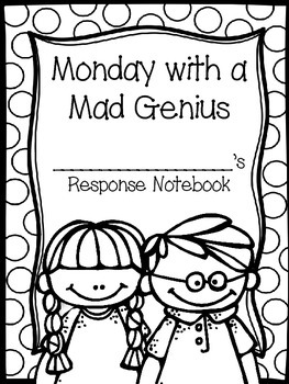 Monday with a Mad Genius Book Companion: Magic Tree House Book #38