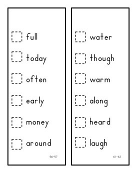 Mondo Bookshop Common Core 1st and 2nd Grade Look & Say Wo