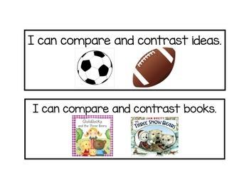 Mondo Bookshop Common Core Theme 3 First Grade Strategy Cards