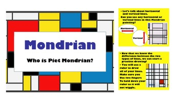 Mondrian Composition