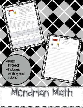 Mondrian Math