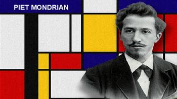 Mondrian interactive and FUN!