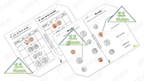 Coins Worksheets (Spanish)