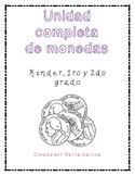 Monedas unidad completa/ Coins complete unit