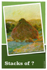 Monet - Artists of the world enrichment kit - Flashcards p