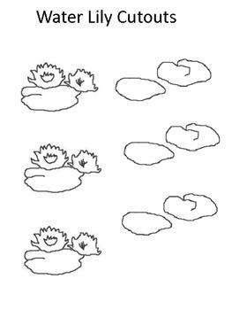 Monet Printable: FREE Sample From Preschool Fine Art Pack