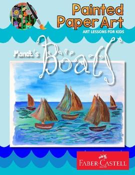 Monet Sail Boats