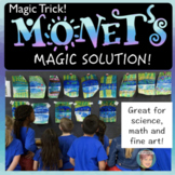 Claude Monet Magic Solution