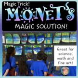 Claude Monet Magic Solution