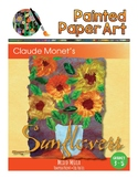 Art History Lesson: Monet's Sunflowers
