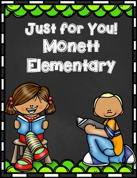 Monett Elementary Care Package!