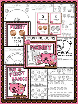 Money - Understanding Coins - Quarters, Dimes, Nickels, and Pennies