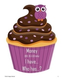 Money ($10, $5 & $1 bills) I Have...Who Has...?