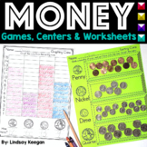 Money Unit - Games and Printables for Recognizing and Counting Money
